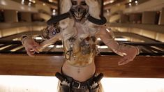 Immortan Joe Mad Max, Pop Culture, Cosplay, Steampunk, Sleep, Eat, Style, Swag, Outfits