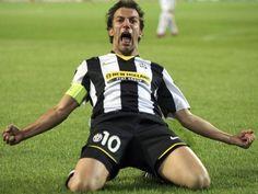 Alessandro Del Piero - last match, Juventus - Napoli