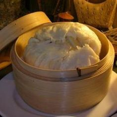 Chinese Steamed Buns-Wonder if tastes anything like the real thing?