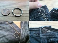 if you have problems with your zipper