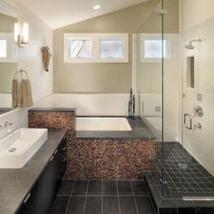 Small Narrow Bathrooms Design, Pictures, Remodel, Decor and Ideas - page 2