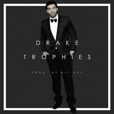 Song of the Day: Trophies (Remix) – Drake ft. Hit Boy, Mike Lee, Octobers Very Own, Kid Cudi, Music Stuff, News Songs, Drake, Audio, Celebrities