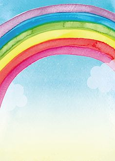 Vector Drawing Rainbow Sky Background More than 3 million PNG and graphics resource at Pngtree. Find the best inspiration you need for your project. Rainbow Drawing, Rainbow Painting, Sky Painting, Rainbow Photo, Rainbow Sky, Rainbow Colors, Watercolor Cards, Watercolor Background, Watercolor Print