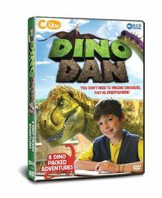 Dino Dan [DVD]: Amazon.co.uk: DVD & Blu-ray