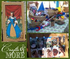 bnute productions: Princess and Knight Party Ideas from a Renaissance Faire