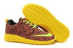 reputable site 03882 6b053 UK Trainers Roshe One Nike Roshe Run FB Yeezy Mens Orange Leopard Nike Air  Max