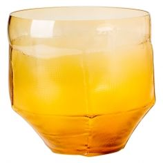 Trace Bowl Amber