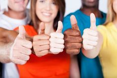 Multiracial thumbs up. Group of multiracial friends thumbs up , Real Estate Articles, College Admission, Classroom Community, Online College, Photography Classes, Photography Training, Best Camera, Machine Learning, Diversity