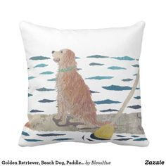 Follow the link to see this product on Zazzle! @zazzle #dog #dogs #dogstuff #dogpin #pet #pets #animals #animal #fun #buy #shop #shopping #sale #gift #dogowner #dogmom #dogdad #apartment #apartmentgoals #home #decor #homedecor #bedroom #apartmenttherapy #throw #pillows #throwpillows #pillow #golden #retriever