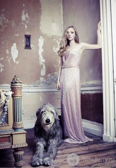 Amanda Seyfried - Vanity Fair