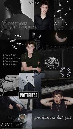 Shawn Mendes aesthetic wallpaper black - #Aesthetic #black #Mendes #Shawn #wallpaper