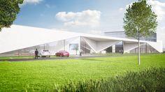 Het Deltapark - Gloednieuw bedrijvenpark te Vilvoorde: KMO-units, showrooms & polyvalente ruimten te koop langsheen Woluwelaan!