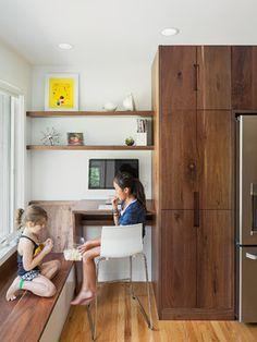 Modern Kitchen, Media - contemporary - Kitchen - Philadelphia - Osborne Construction