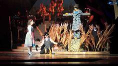 Musical The Wiz - Der Zauberer von Oz @ Deutsches Theater München vom 20.06.-06.07.2014