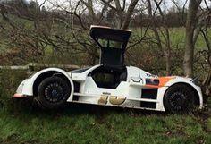 Eerste Gumball 3000-crash: Gumpert is de stumpert
