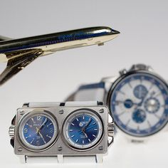 Watches from Pan Am