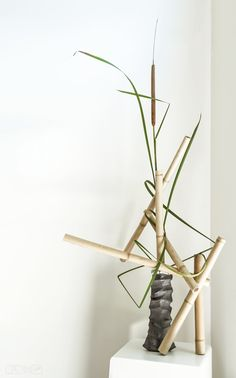 HanaKuma Ikebana - Alex Evans - gallery of ikebana work in 2018