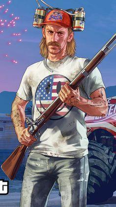 Crazy Bro San Andreas Grand Theft Auto, San Andreas Gta, Gta V Ps4, Gta Pc, Rockstar Games Gta, Gta V Cheats, Trevor Philips, Grand Theft Auto Series, Bear Wallpaper