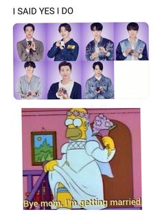 I Said Yes, Yes I Did, Bts Book, Family Guy, Mom, Guys, Sayings, Books, Fictional Characters