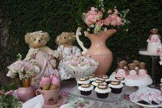 cupcakes de ursa