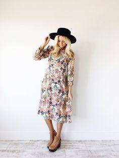 The Adeline Dress || ROOLEE