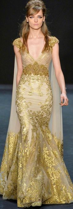 Haute Couture Style, Couture Mode, Couture Fashion, Runway Fashion, High Fashion, Fashion Show, Fashion Design, Beautiful Gowns, Beautiful Outfits
