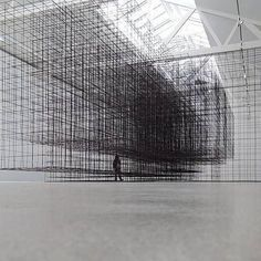 Antony Gormley: MATRIX II