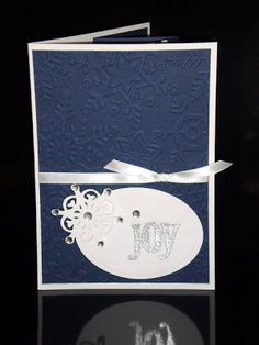 It's time to learn a new card folding technique that's both eye catching and very easy. Isn't that the combination we all love?! The card I...