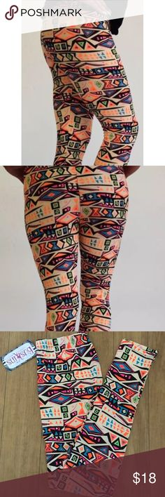 Buskins Leggings A crazy cute pattern of leggings! Called Saved by the Bell! These leggings are ONE SIZE which will fit most women with 3-13 pant size. They are buttery soft, and super comfortable Buskins Other