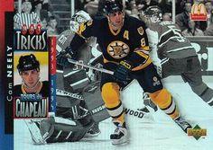 1994-95 McDonalds Hockey Cards