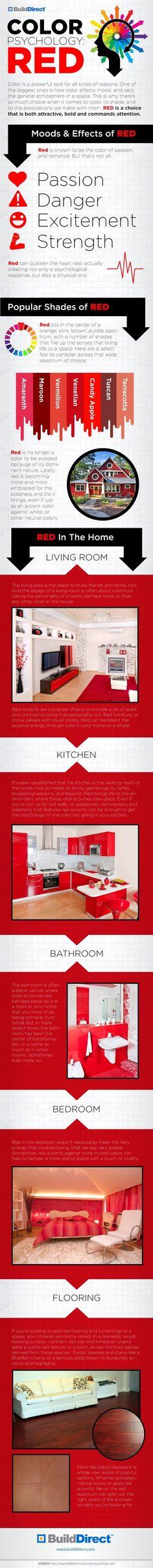 Color Psychology: Red