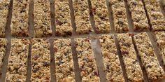 capa-barra Barra de cereal caseira e saudável