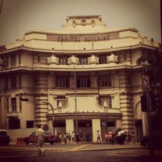 the old capitol building in singapore