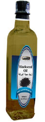 500ml BLACK SEED OIL 100% PURE COLD PRESSED NIGELLA SATIVA VIRGIN BLACKSEED