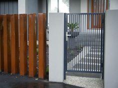 Fencing and Pedestrian Gates | Modern Gates Melbourne