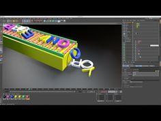 Making Conveyor Belt Rolling in Cinema Tutorial (Reload)