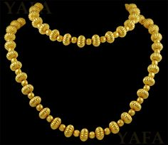 LALAOUNIS Gold Long Necklace