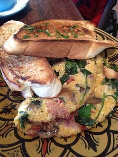 Omelette  - Bluewater Cafe, , Manly, NSW, 2095 - TrueLocal