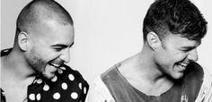 Escucha un cantito del tema de @maluma y @ricky_martin...