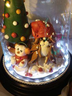 The Christmas Cavalier