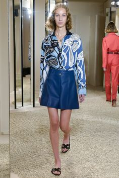 Hermès Resort 2018 Fashion Show Collection