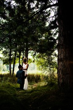25 Adorable First Look Wedding Photos | The SnapKnot Blog | Atelier Pictures