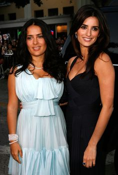 Which Famous Duo Should You Be The Third Wheel With? --      You got: Selma Hayek and Penelope Cruz.  You are a beautiful, talented ray of sunshine who brightens every room! Selma and Penelope cannot wait to drink wine and make jokes with you.