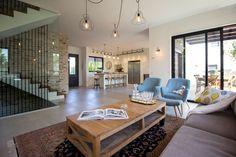 חם, מתחמם: עיצוב בית פרטי אקלקטי בהוד השרון | בניין ודיור
