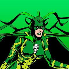 Marvel Hela, Norse Goddess, Fictional Characters, Art, Art Background, Kunst, Performing Arts, Fantasy Characters, Art Education Resources