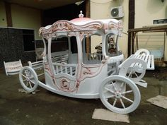 Cinderella Carriage Bed $10,000