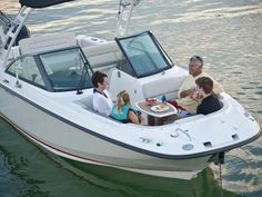 An award winning both with convertible seating, a high powered engine for watersports, and optional fishing boat package. Dual Console Boat, Fish And Ski Boats, Grady White Boats, Boston Whaler Boats, Boat Dealer, Offshore Fishing, Whitewater Kayaking, Canoe Trip, Yacht Design