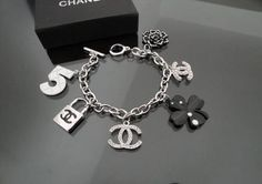 Chanel Charm Bracelet:  Luxury Meets Cute, onto Our Wish List