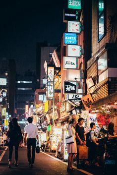 Tokyo by Gabriel Perez