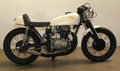 Honda CB360 1975 By Lossa Engineering    ♠ http://milchapitas-kustombikes.blogspot.com/ ♠